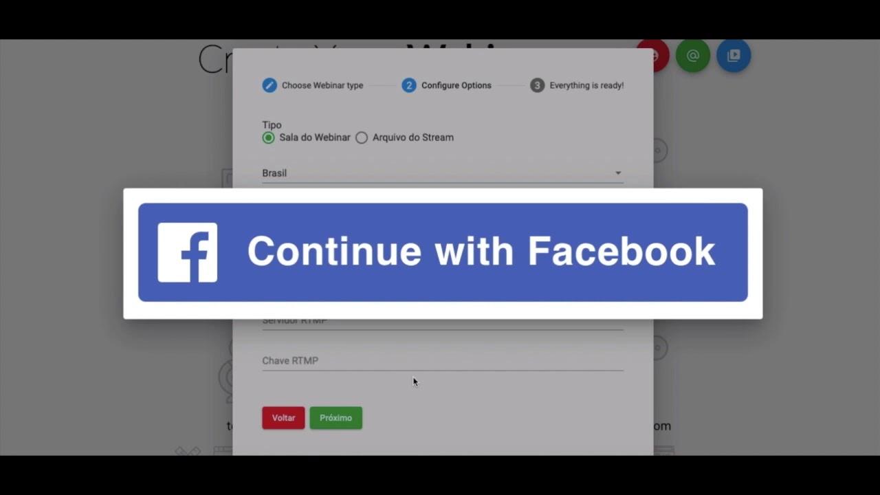 [Webinar] GIF – Stream no Facebook Automaticamente