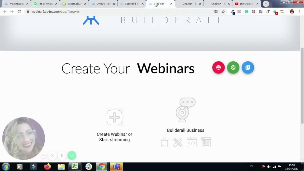 [Webinar] Como criar Webinar Agendado
