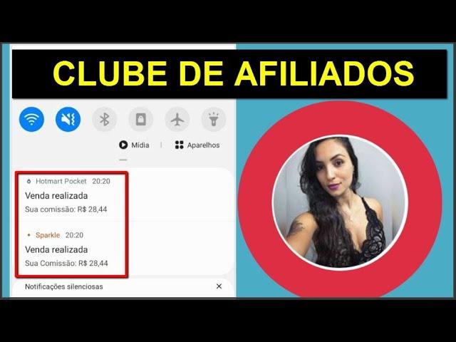 Clube De Afiliados Primeira Venda Na Hotmart – VENDA ALUNA Darlyane Erika Clube De Afiliados.