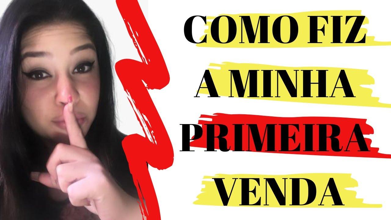 Como Fiz A Minha PRIMEIRA VENDA na Hotmart / Vera Soares