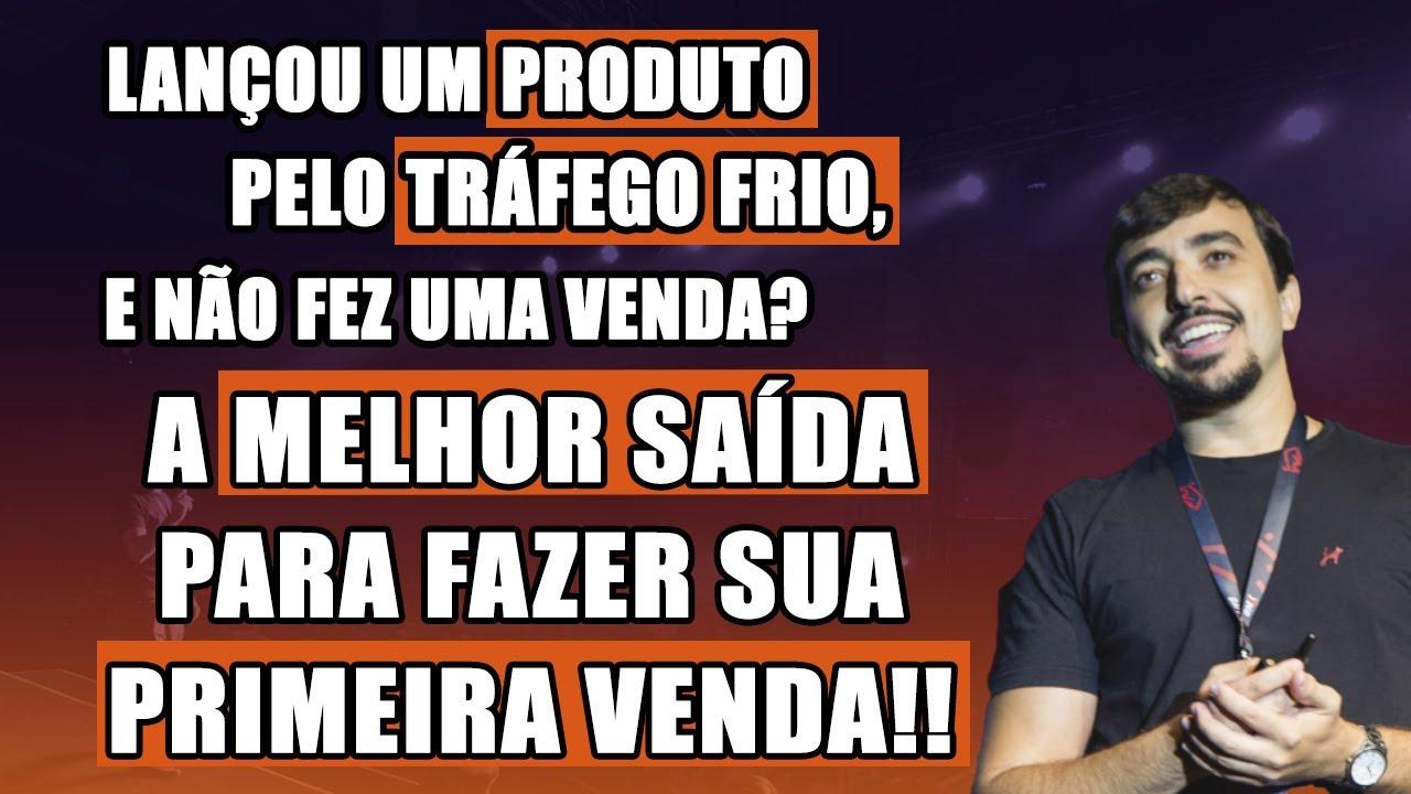 #Tips 22 A MELHOR SAÍDA PARA FAZER A SUA PRIMEIRA VENDA PELO TRÁFEGO FRIO!!
