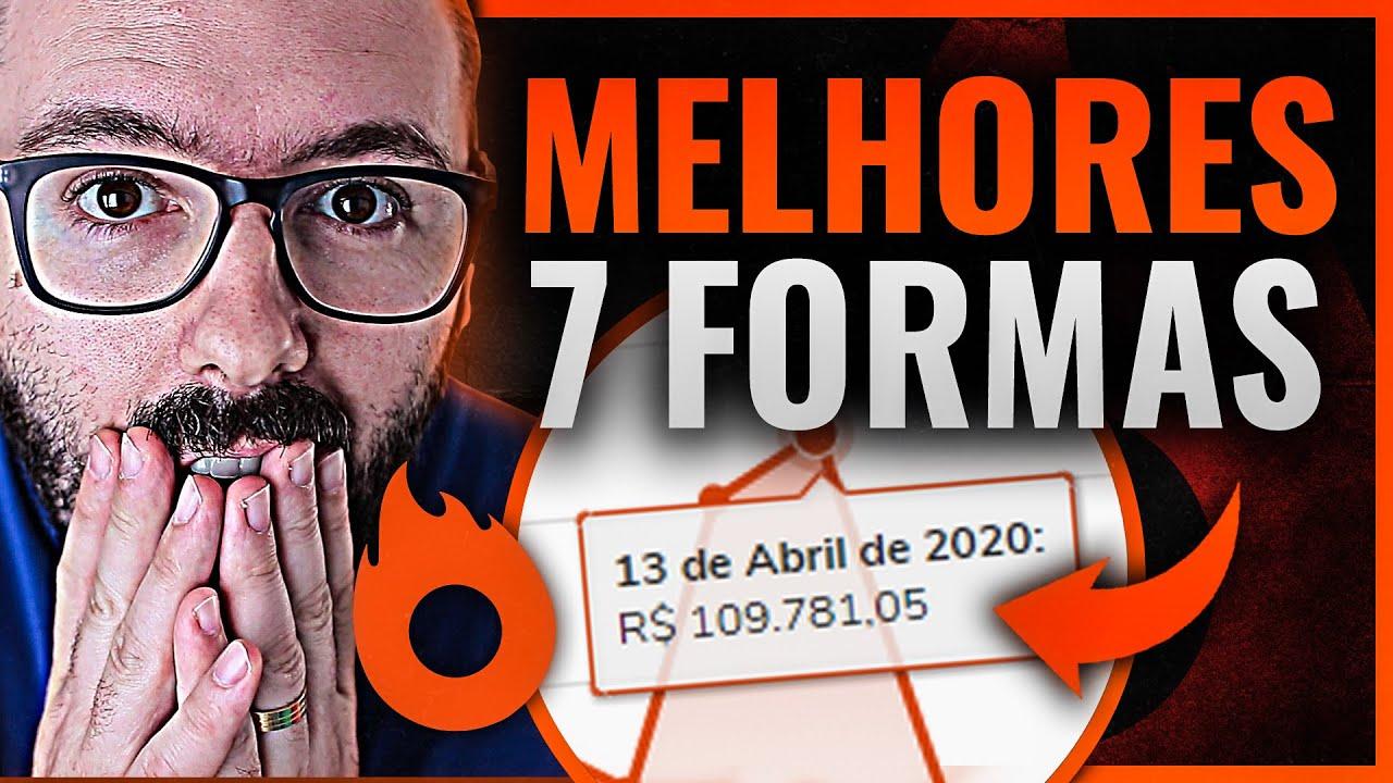 DINHEIRO COMO AFILIADO DE GRAÇA 7 FORMAS DE DIVULGAR SEU LINK RÁPIDO