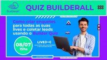 Como Criar enquetes usando o Quiz da Builderall para coletar Leads nas suas lives