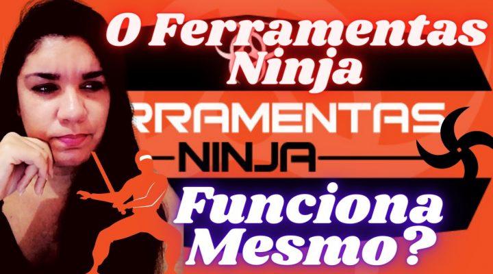 🐱👤O Plug-in Ferramentas Ninja Funciona Mesmo?{Afiliado Hotmart, Monetizze}