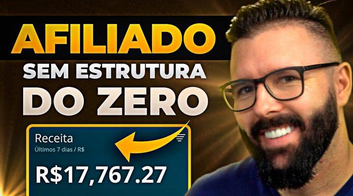 COMO VENDER COMO AFILIADO SEM ESTRUTURA E GANHAR MUITO DINHEIRO RÁPIDO