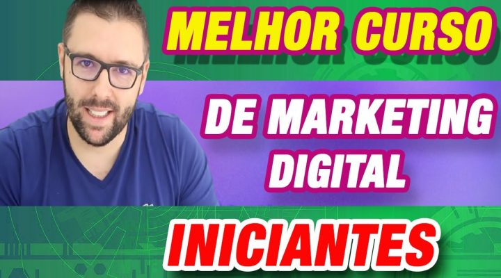 Melhor Curso de Marketing Digital para Iniciantes [CURSO COMPLETO COM CERTIFICADO]