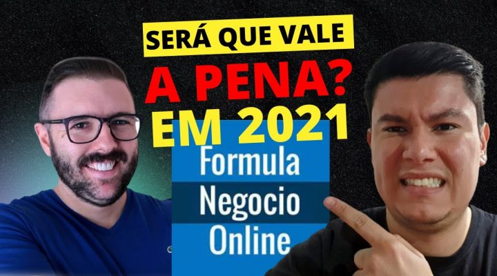 🔴 Fórmula Negócio Online Funciona (Atualizado 2021) Ainda Vale a Pena Fazer o Curso do Alex Vargas?