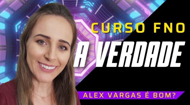O curso FNO do Alex Vargas é bom?